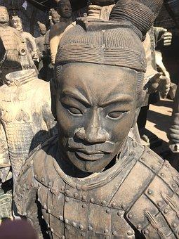 Warrior, Chinese, Chinese Warrior