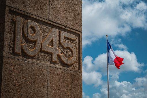 Monument, France, World War Ii, Europe, Landmark