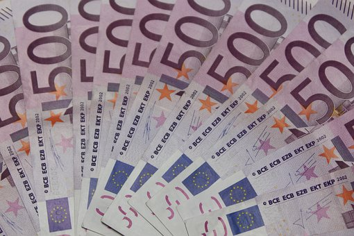 Money, 500 Euro, 500, Bank Note, 500ter, Currency
