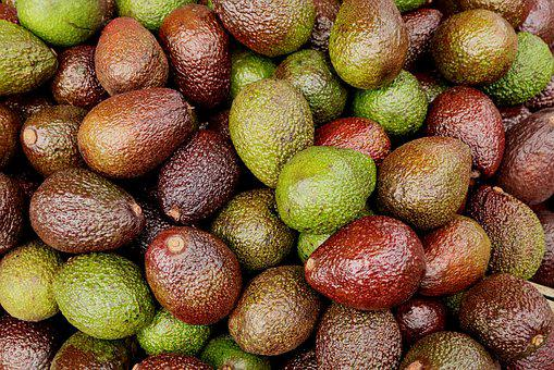 Avocados, Exotic, Fruit, Farmers Local Market, Sweet