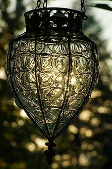 Replacement Lamp, Old, Ornament, Decorative Lamp