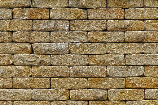 Stone Wall, Sand Stone, Drywall, Privacy
