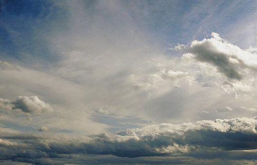 Sky, Dramatic, Hdr, Outdoor
