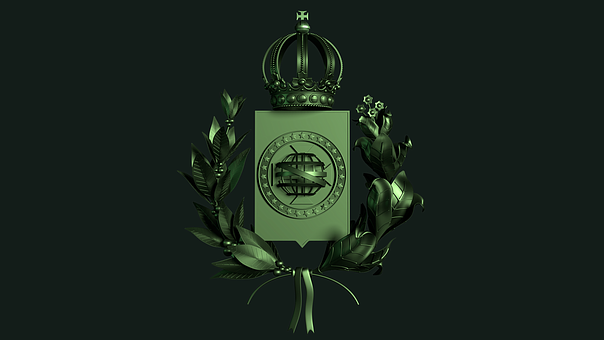 Coat Of Arms, Brazil Empire, Brazil, Imperial, Monarchy