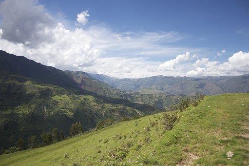 Landscape, Mountains, Hiking, Vista, Scenic