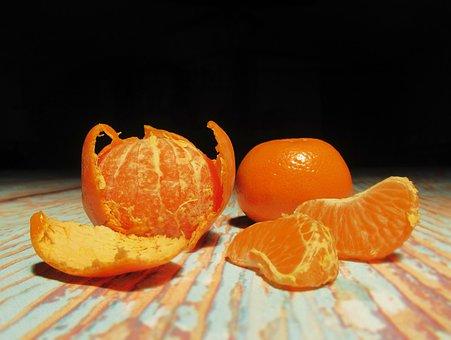 Tangerine, Fruit, Citrus, Clementine, Orange, Healthy