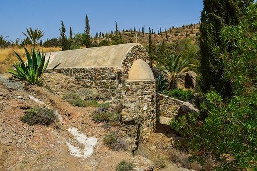 Church, Stone, Religion, Orthodox, Architecture, Travel