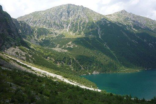 Poland, Tatry, Mountains, Landscape, Nature