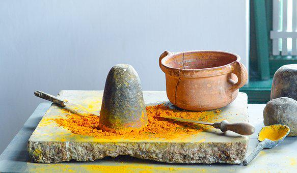 Paint, Making, Pigment, Craft, Pot, Yellow, Creativity