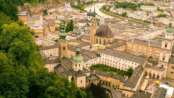 Salzburg, Austria, Viewpoint