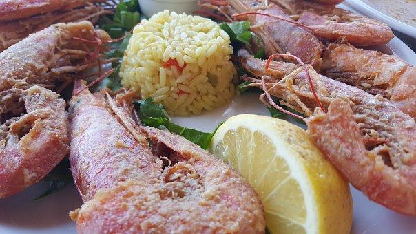 Restaurant, Shrimp, Seafood