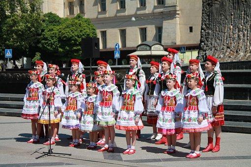 Childhood, Kids, Amateur, Song, Address By, Ukraine