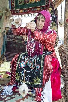 Nomad, Culture, Local, Turkey, Old, Ottoman