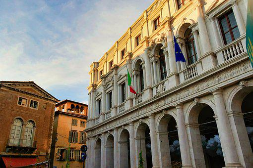 Palazzo, Town Hall, Palaces, Template, Architecture