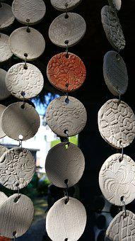 Art, Sound, Sculpture, Decoration, Weel, Artwork
