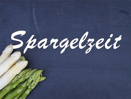 Vegetables, Asparagus, White Asparagus, Asparagus Time