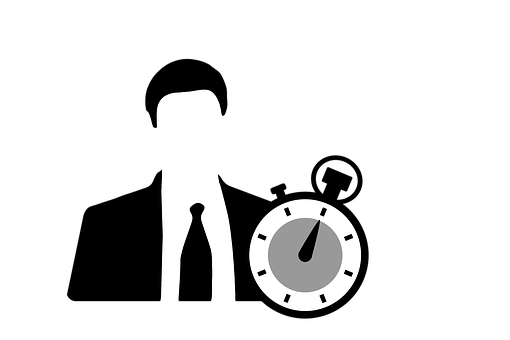 Time, Businessman, Businesswoman, Business, Workplace