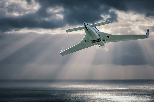 Aircraft, Velocity, Experimental, Canard, Duck Wing
