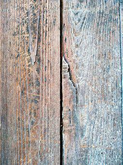 Old, Wood, Texture, Wall, Woods, Chop Wood, Rau