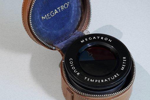 Megatron, Colour, Temperature, Meter, Equipment