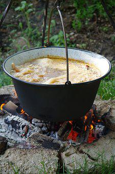 Stew, Soup, Picnic, Celebration, Cooking