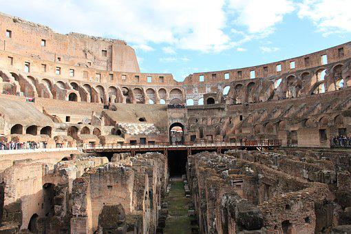Rome, Roman, Colosseum, Italy, Travel, Tourism, Europe