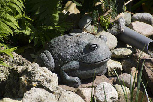 Deco, Frog, Cute, Gartendeko, Froschdeko, Decoration