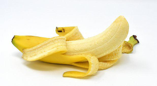 Banana, Delicious, Fruit, Eat, Healthy, Vitamins