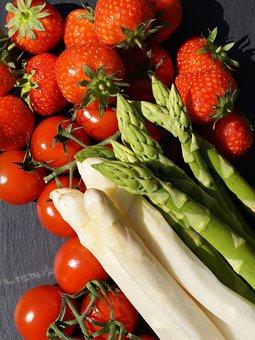 Vegetables, Asparagus, Asparagus Time, Cook, Healthy