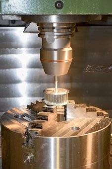 Drilling, Milling, Machining Technology, Rotary Head