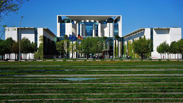 Building, Architecture, City, Façades, Modern, Berlin