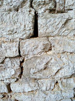 Rau, Old, Texture, Background, Stone, Wall, Antique