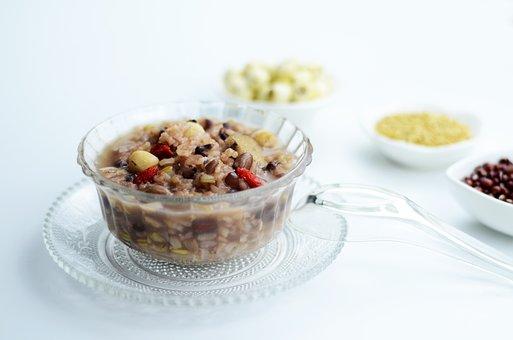 Oat Porridge, Nutritious Porridge, Breakfast, Organic