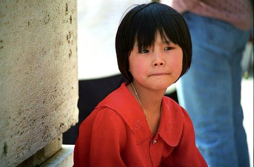 Portrait, Child, Travel, Roma, Italy