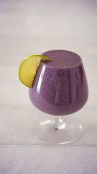 Smoothie, Smoothies, Food, Recipes, Purple, Juicing