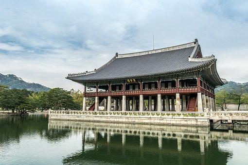 Palace, South Korea, Korea, Seoul, South, Tourism