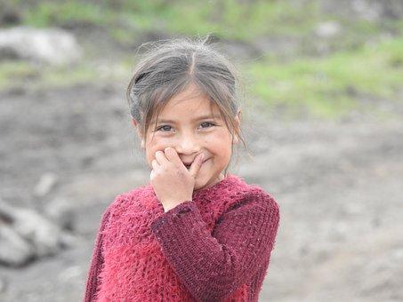 Girl, Rural, People, Women, Rural Tourism, Smile, Peña