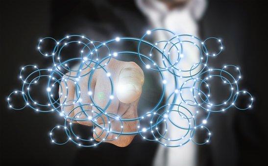 Technology, Developer, Touch, Finger