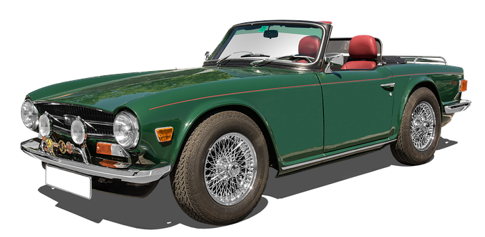 Triumph Motor Company, Triumph Tr 6, Roadster, 6 Cyl
