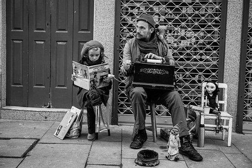 Porto, Street, Europe, Portugal, City, Urban, People