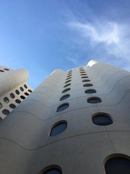 Skyscraper, Building, City, Architecture, Modern, Urban