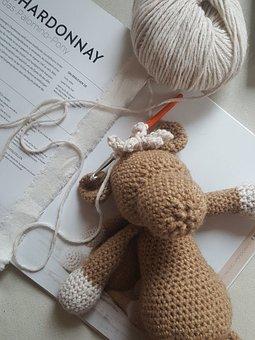Wool, Crochet, Yarn, Hobby, Hand Labor, Cat's Cradle