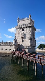 Portugal, Monument, Tagus River, Architecture, Lisbon