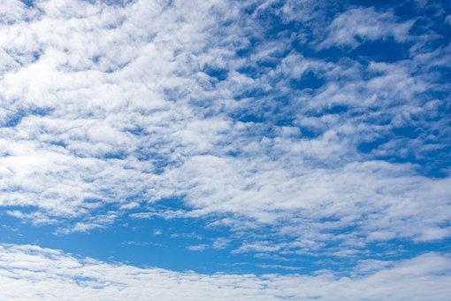 Clouds, Sky, Blu, Blue Sky Clouds, Blue Sky, Cumulus