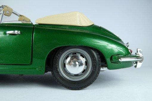 Porsche, 356 B, Cabrio, 1961, 356b, Convertible, 1x18