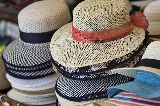 Hats, Fashion, Hat, Woman, Girl, Summer, Cap, Color