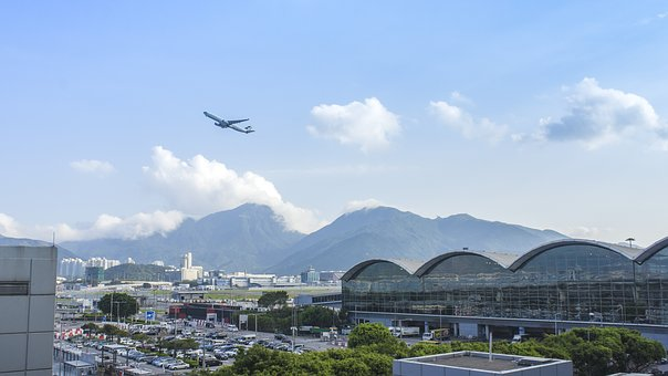Airport, Airport Hotels, Construction, High Altitude