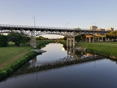 Trinity Park, Bridge, Fort Worth Tx
