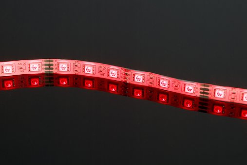 Led, Light, Led Line, Panel Led, Brightness