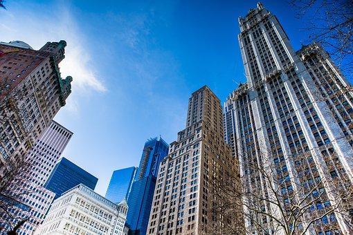 City, New York, Manhattan, Apple, New York Ny